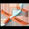 Fritflyvende modeller