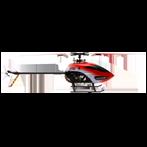 Fjernstyrede helikoptere