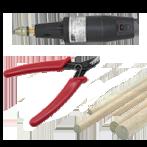 Byggematerialer & værktøj