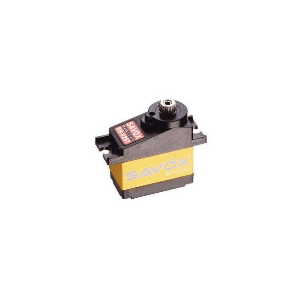 58ab615d9c7 Savöx SH-0257MG Micro Servo - Servo & tilbehør - Holte Modelhobby
